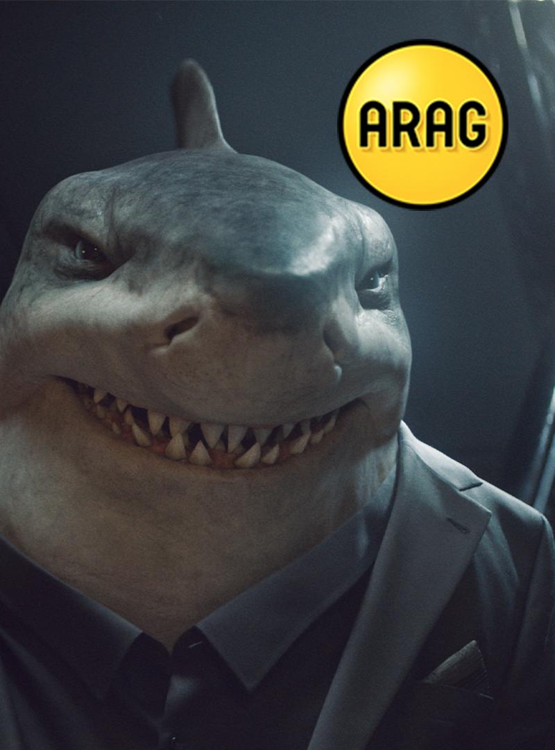 Miethai, ARAG Logo