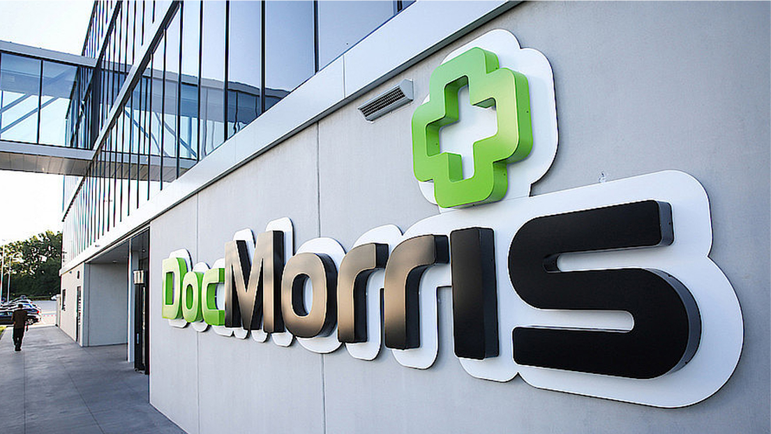 DocMorris company building